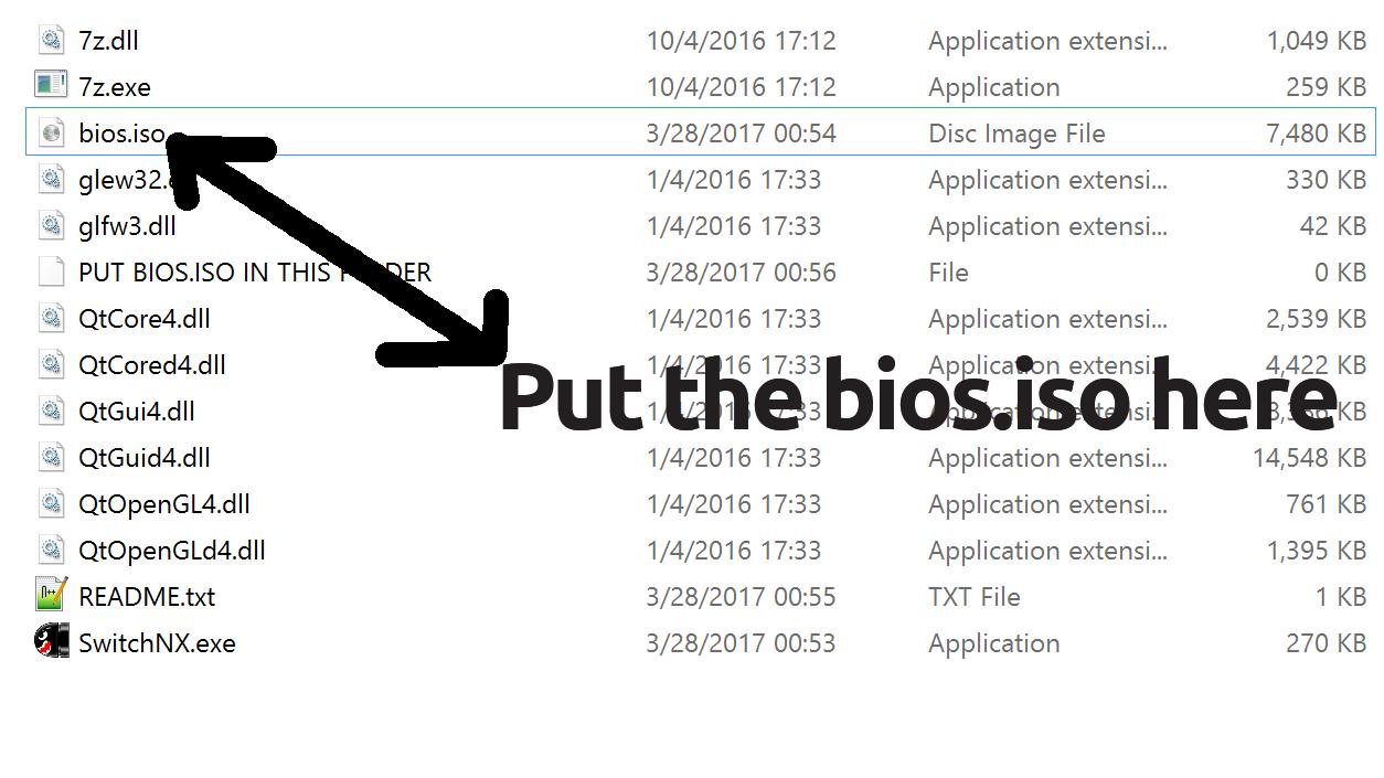 BIOS - NSEmulator com